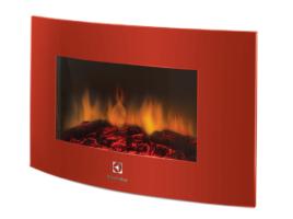 Электрический камин Electrolux EFPW-1200URLS Красный