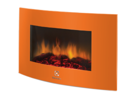 Электрический камин Electrolux EFPW-1200URLS Оранжевый